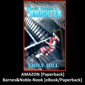 """Summoning Ouija"" available in 'The Ghost Chaser's Daughter'"