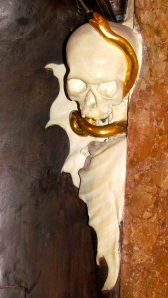Death waits for no man. My photo from a cathedral in Barcelona.